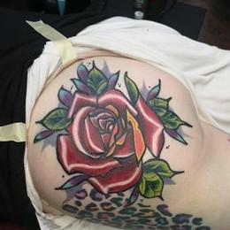 Rose Bum