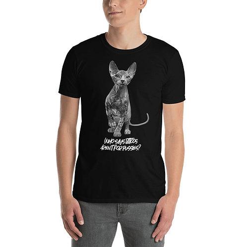 Pretty Kitty Short-Sleeve Unisex T-Shirt