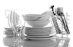 Crockery and Cutlery Hire