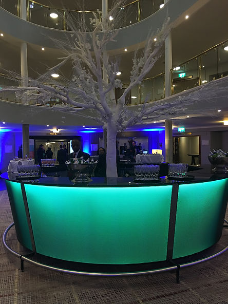 Mobile Bar service in London and Surrey