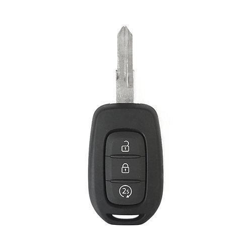 Ключ Рено, с чипом