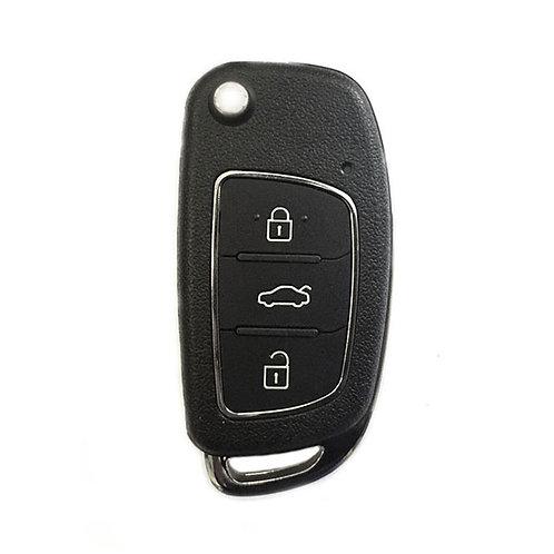 Универсальный ключ для Фиат, с чипом