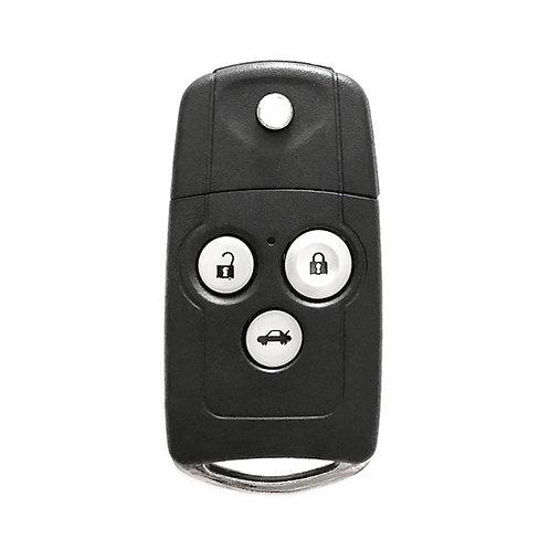 Ключ Хонда, с чипом