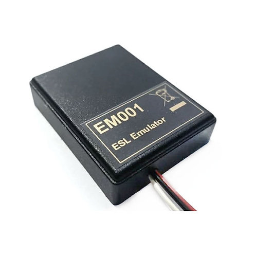 Эмулятор Блокиратора ESL ELV мерседес w204 w207 w212