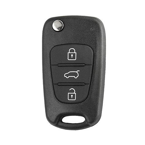 Ключ Хендай, с чипом