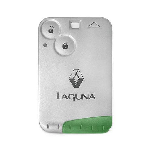 Ключ карта Рено Лагуна, с чипом
