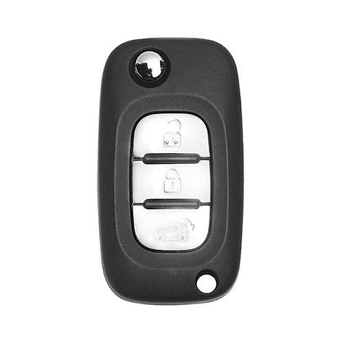 Выкидной ключ Smart, с чипом