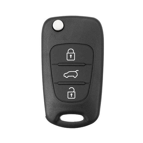 Универсальный ключ Киа, с чипом