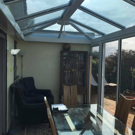 Our recent conservatory installations