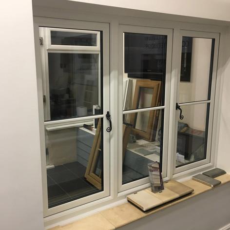 Standard White Profile Windows