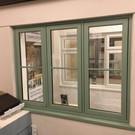 Duck Egg Coloured Casement Windows (UPVC And Double Glazed)