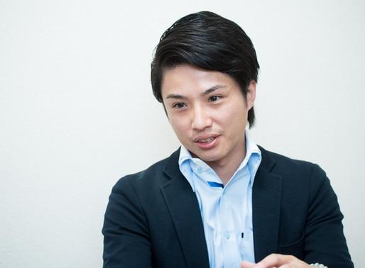 【萩ミライ探訪 #02】東京で働く経営者 Marketing-Robotics株式会社 田中亮大(たなか・りょうだい)さん・30代