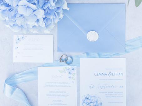 Wedding Planner Cambridgeshire Shares an Elegant, Intimate Wedding at Hunton Park