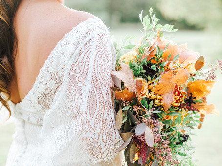 Wedding Planner Cambridgeshire shares An Autumnal Inspiration at the Orchard
