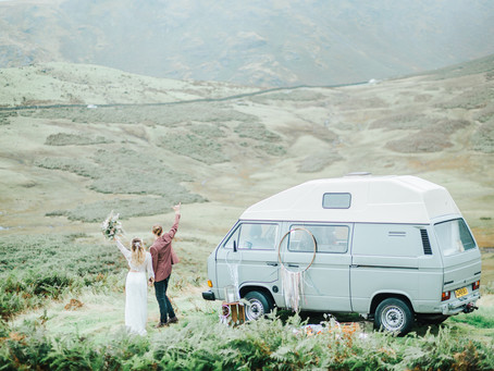Wedding Planner Cambridgeshire Shares an Elopement to the Lake District