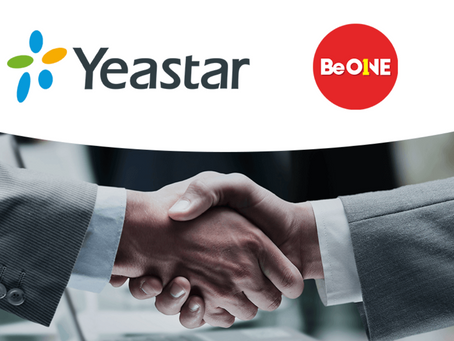 BeONE as Yeastar's certified partner