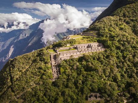 Choquequirao: El último refugio Inca