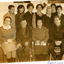 встреча с семьей героя совестского союза