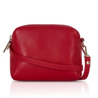 True Red Camera Bag