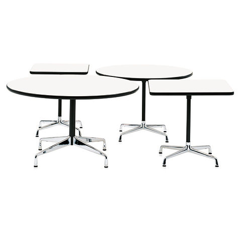 EA ALUMINIUM OFFICE TABLE SMALL