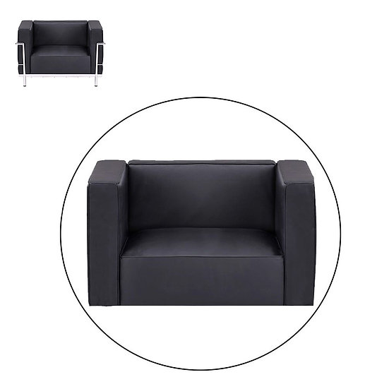 LC3 ARMCHAIR, COMPLETE CUSHION SET