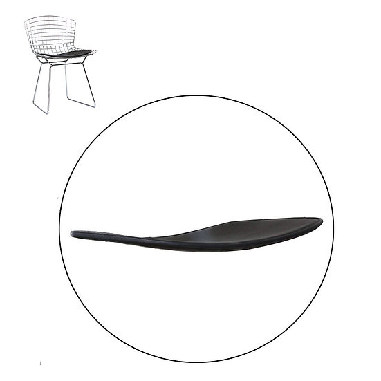 WIRE CHAIR LEATHER CUSHION