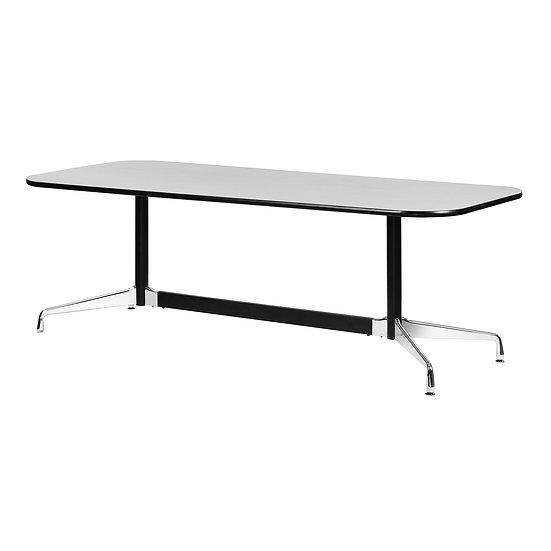 EA DESIGN ALUMINIUM OFFICE TABLE