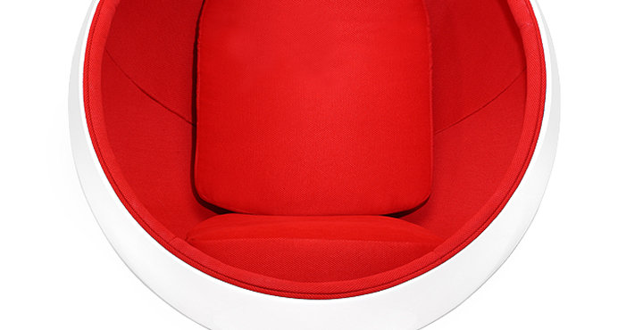 BALL CHAIR RED EDITION