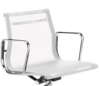 OFFICE CHAIR NO. 5 - Mesh white