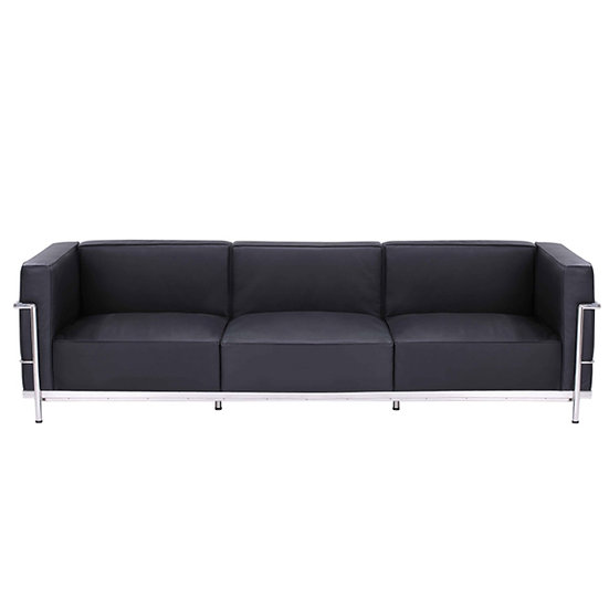 LC3 THREE SEATER SOFA