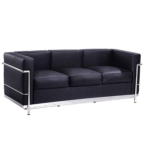 LC2 THREE SEATER SOFA