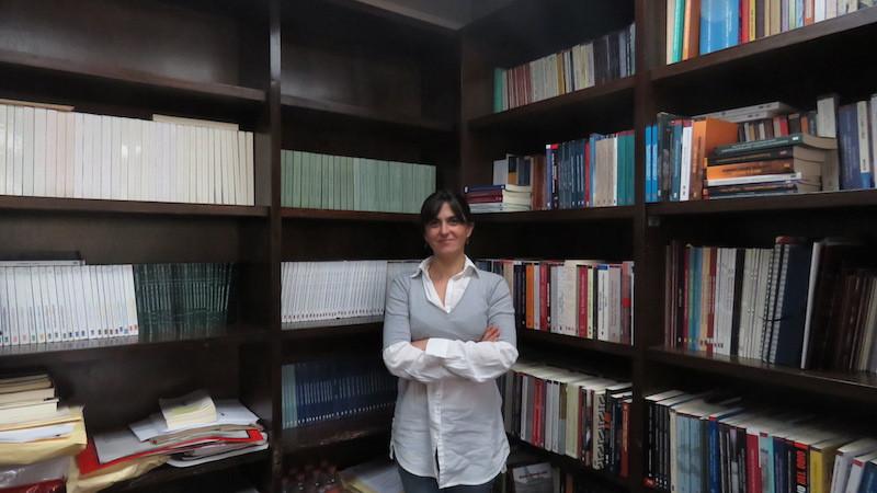 Gabriel Said, éditrice de Otros Diálogos, Masiosarey, 2018