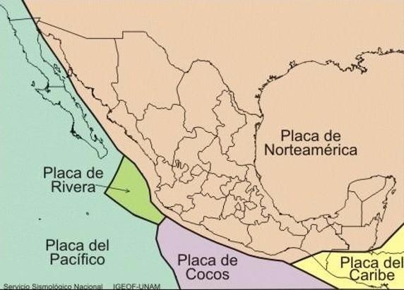 Servicio Sismológico Nacional. IGEOF-UNAM