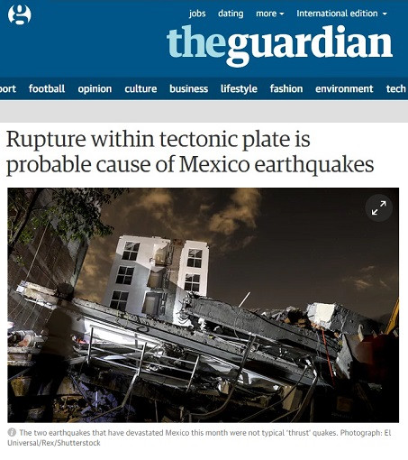 The Guardian. 21 septembre 2017