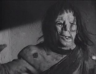 La fameuse momie aztèque