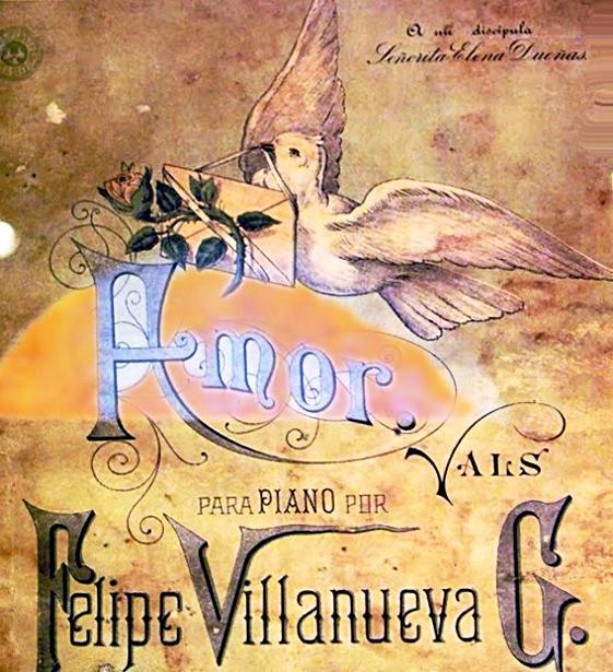 Affiche des oeuvres de Villanueva