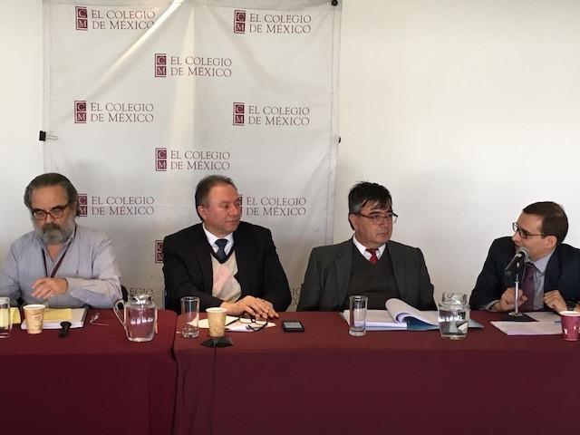 ©El Colegio de México