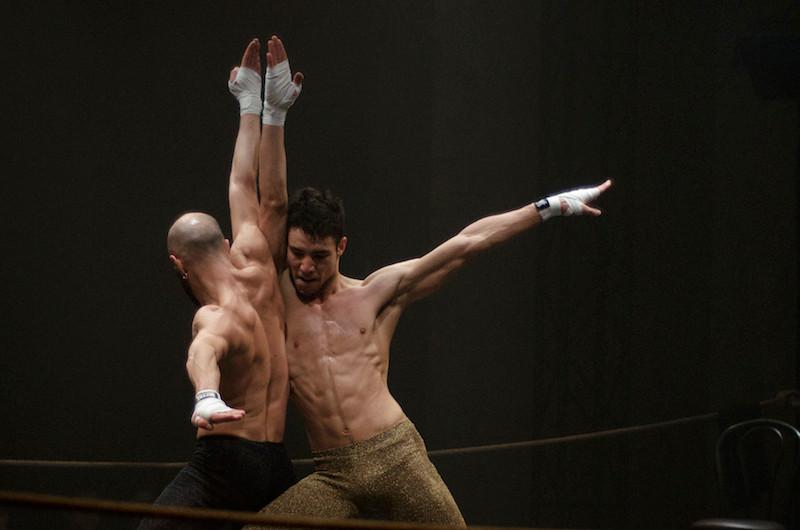Crédits photos: courtoisie Prensa FIC, Ballet national de Marseille