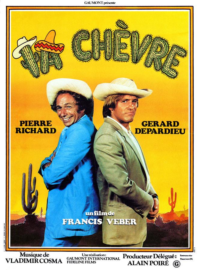 Affiche de la Chèvre, 1981