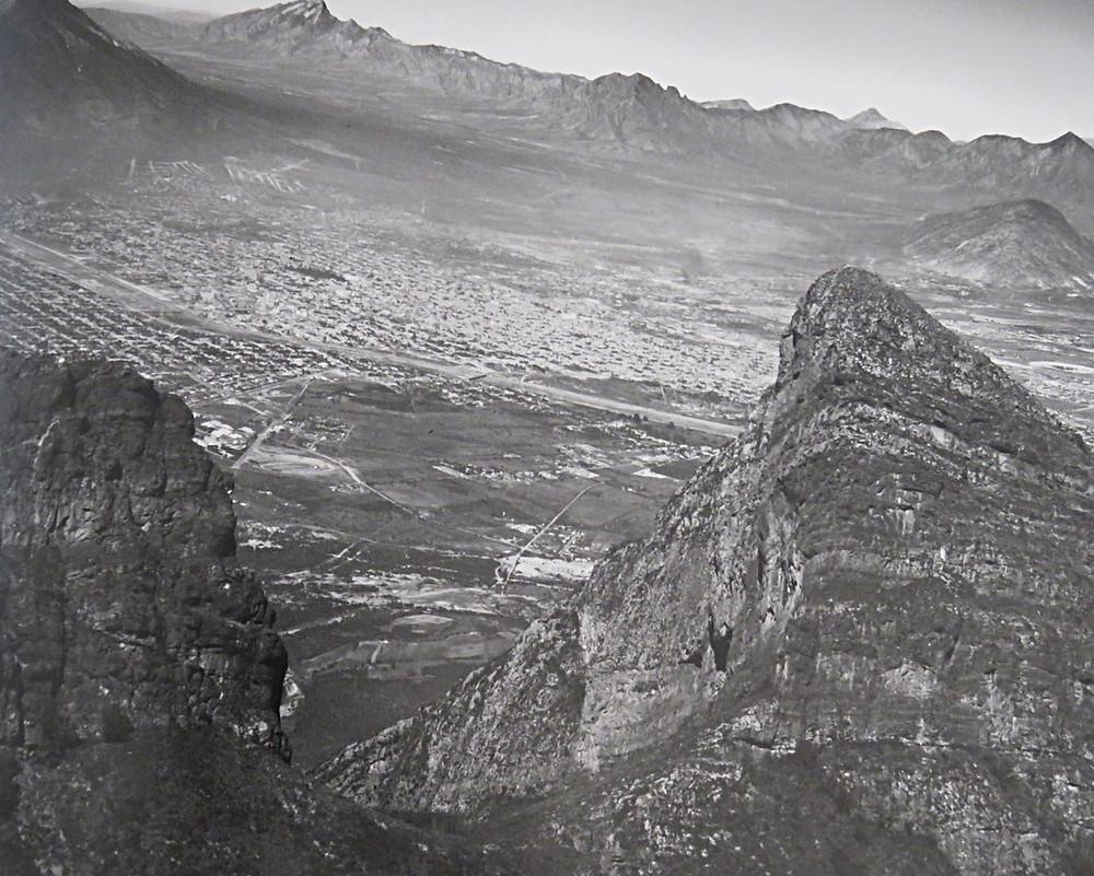 Monterrey en 1955 ©Fondation ICA