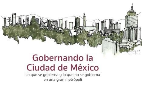 Couverture du livre El Colegio de México