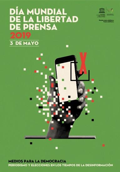 Día Mundial de la Libertad de prensa 2019, Unesco
