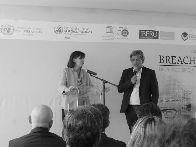 Michèle Léridon et Pierre Ausseil