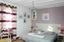 Chambre gîte 1