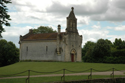 Chapelle Roquetaillade