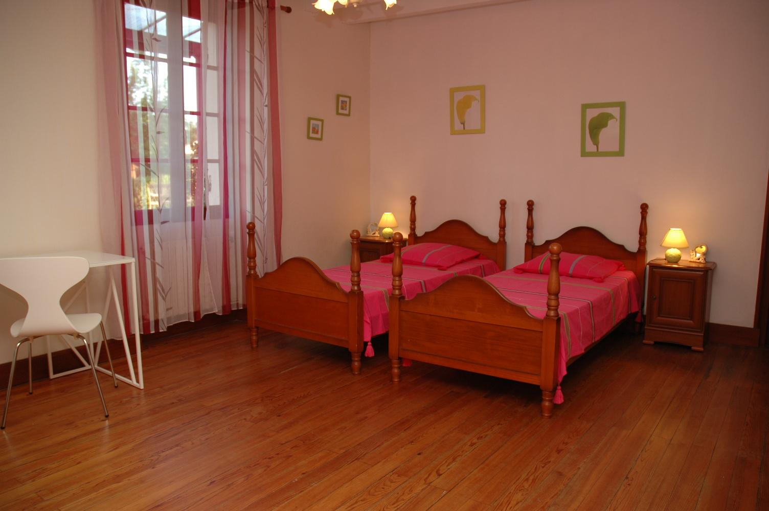 Gîte chambre 2