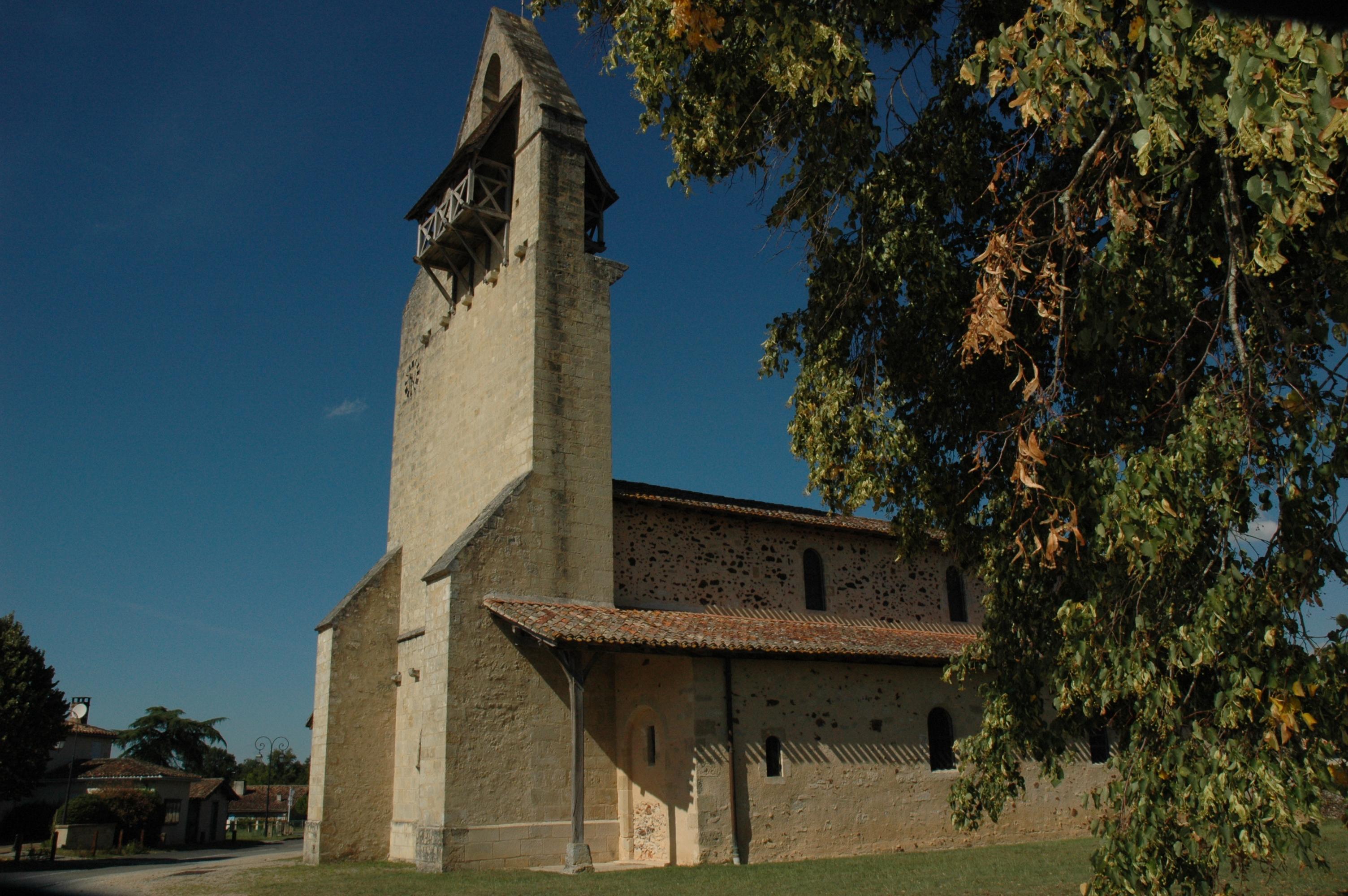 Eglise Lucmau