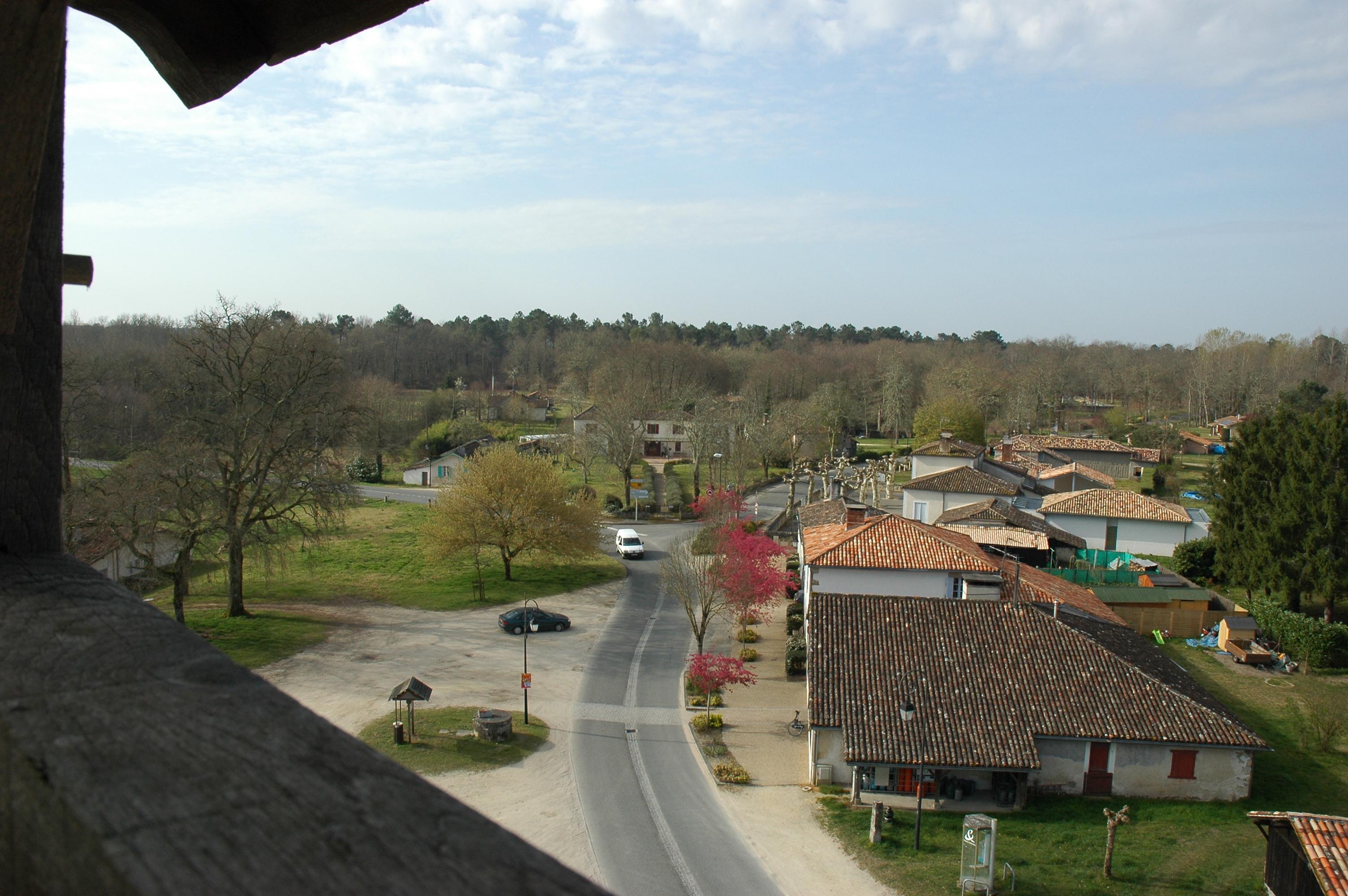 vues lucmau  depuis clocher (3)