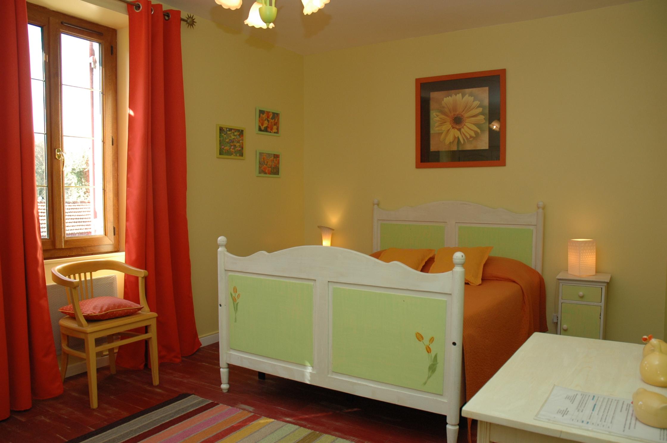Suite familiale chambre 1
