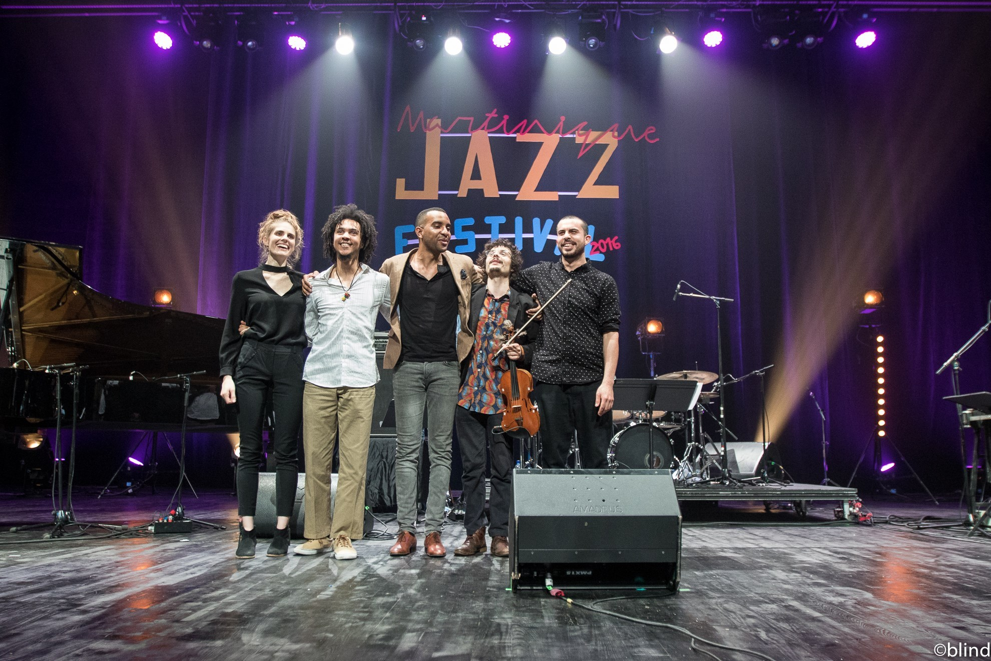 Martinique Jazz Festival 2016